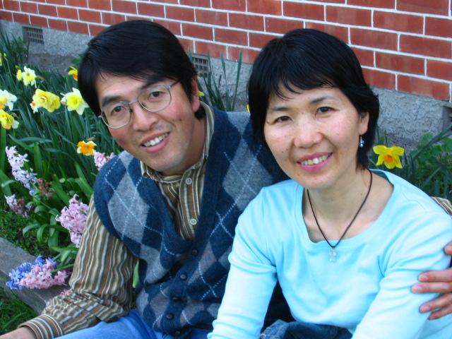 クライストチャーチ在住の渋沢宣教師ご夫妻