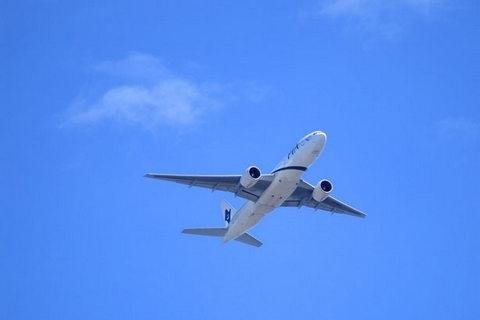 もし飛行機の飛んでいる向きが・・・
