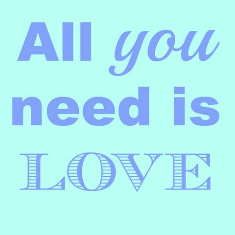 愛が1番大切!
