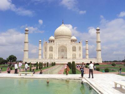 タージマハル廟
