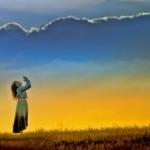 """(175) """"私を大いに祝福し、私の地境を広げてくださいますように。"""""""