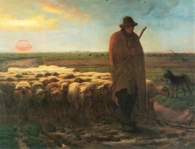 羊と羊飼い