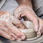 """(266) """"主の御告げ ― 見よ。粘土が陶器師の手の中にあるように、あなたがたも、わたしの手の中にある。"""""""
