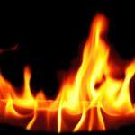 """(268) """"あなたが水の中を過ぎるときも、わたしはあなたとともにおり、川を渡るときも、あなたは押し流されない。火の中を歩いても、あなたは焼かれず、炎はあなたに燃えつかない。"""""""