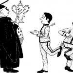"""(282) """"愚か者は自分の道を正しいと思う。しかし知恵のある者は忠告を聞き入れる。"""""""