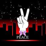 """(220) """"キリストの平和が、あなたがたの心を支配するようにしなさい。"""""""