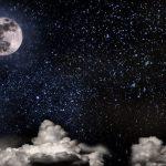 """(386) """"あなたの指のわざであるあなたの天、あなたが整えられた月や星を見るに、人とは何者なのでしょう。あなたが心に留められるとは。"""""""